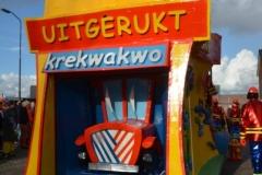 "Krekwakwo 2018 ""uitgerukt''"